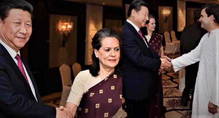 कः चिनस्य प्ररिप्रेक्षात सर्कारस्य ध्यानभंगम् कृतेच्छति कांग्रेसः ?   क्या चीन के मुद्दे से सरकार का ध्यान भटकाना चाहती है कांग्रेस ?