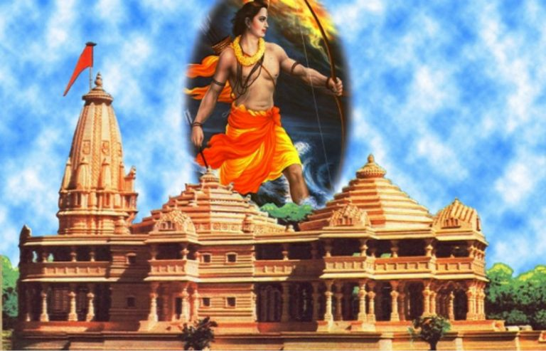 Ram Temple : The movement by Sangh Parivar & Sant Samaj which made the dreams of billion Hindus true after saga of blood, tears and sacrifices