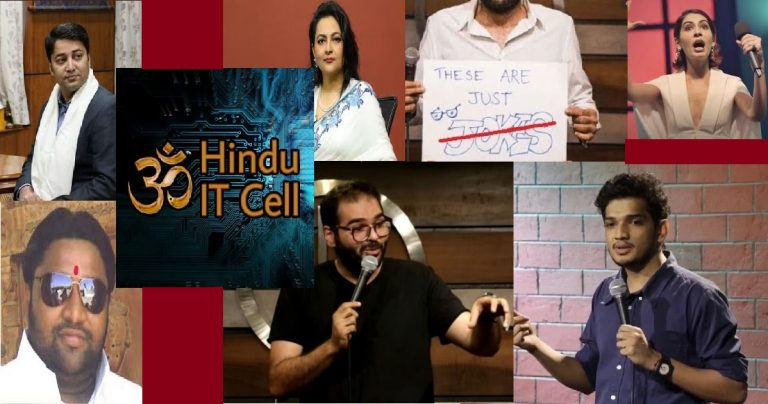 Why Pseudo Secular Liberal Ecosystem hates Hindu IT Cell??