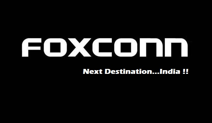 Triumph of Make In India – i-Phone maker Foxconn to leave China and invest 1 Billion USD in India