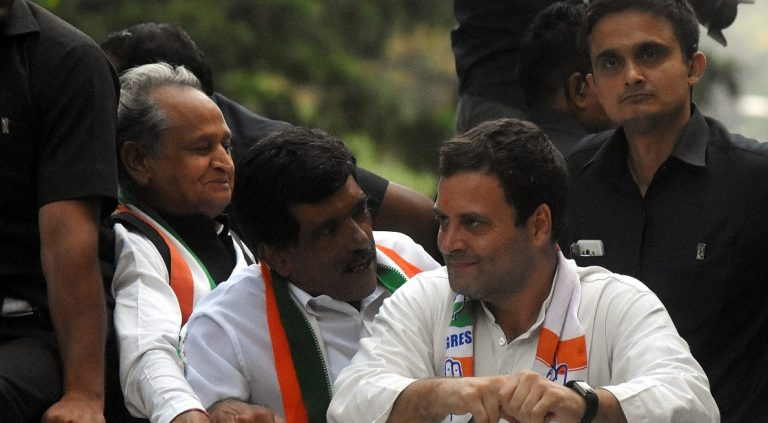 Congress fall – Now an imminent phenomenon in progressive India
