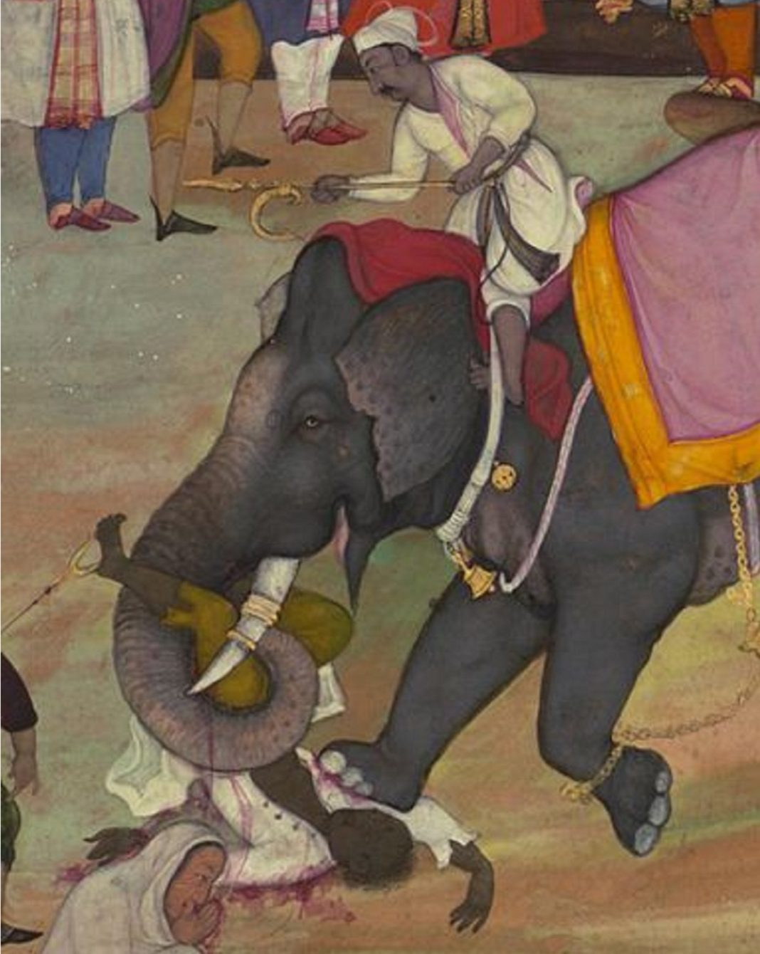 Tyranny of Islamic Invaders | Pic Credit: Henry Walters Walters Art Museum