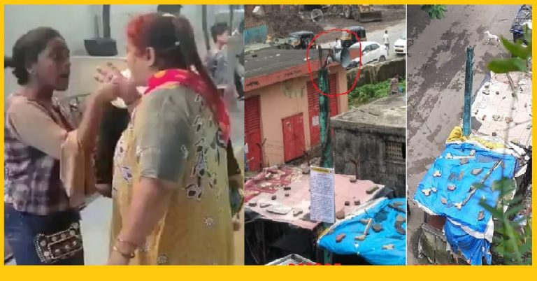 Karishma Bhosale's initiative and VHP's combined efforts forced Maharashtra Govt to remove a Mosque's illegal loudspeaker