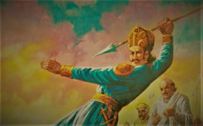 Samrat Lalitaditya : The Alexander of India