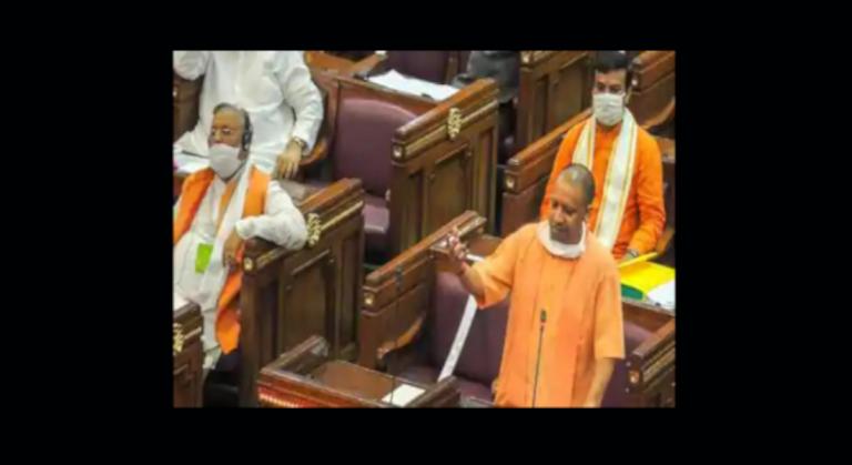 मुख्यमंत्री योगी आदित्यनाथ जी ने भगवान परशुराम पर राजनीति करने वालों को दिया तगड़ा जवाब, माया-अखिलेश का नाम लिए बिना जम कर की विपक्ष की धुनाई।