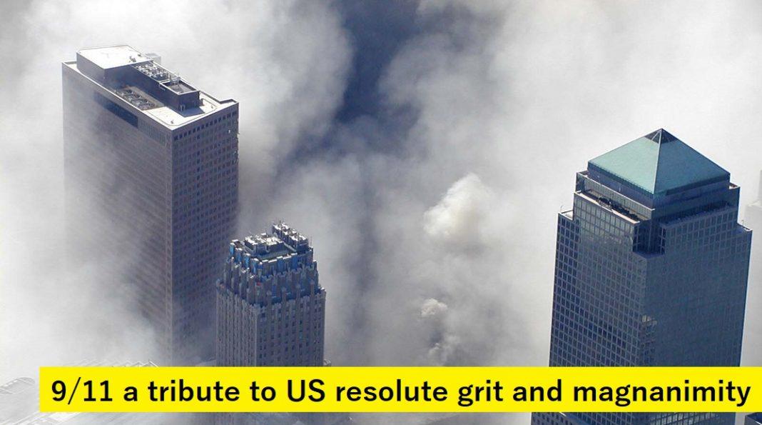9/11 World Trade Center Attack   Pic Credit: Flickr 9/11 Photos