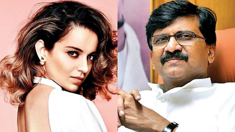 Sanjay Raut openly abused Kangana Ranaut, where is the Feminism gang?