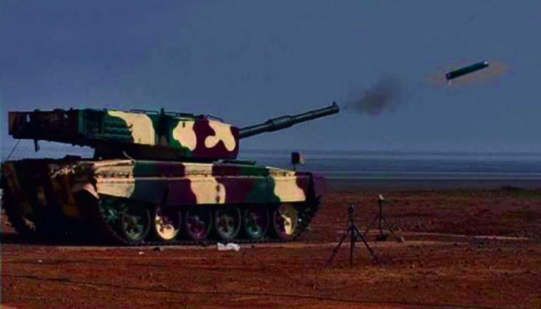 भारतम् प्राप्यत् वृहद सफलताम्, लेजर गाइडेड एंटी टैंक मिसाइल इत्यस्य सफल परिक्षणं ! भारत को मिली बड़ी कामयाबी, लेजर गाइडेड एंटी टैंक मिसाइल का सफल परीक्षण !