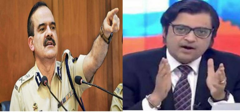Mumbai Police Commissioner V/S Arnab Goswami, is it mere police investigation in TRP scam or a political vendetta against Republic Media House?