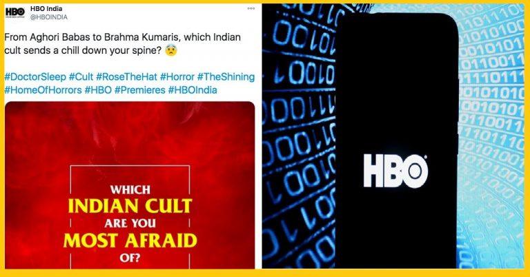 HBO India attacks Hindu Faith; Got massive hammering from Hindus