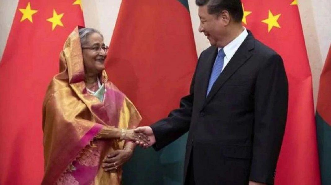 Bangaldsh - China Premiers