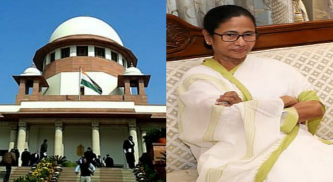 Supreme Court Rebukes Mamta Banerjee