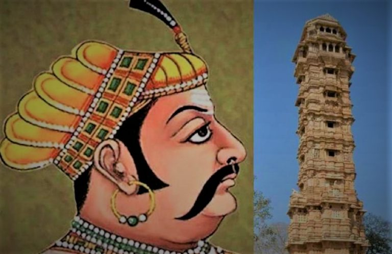 The legendary Rana Kumbha, King of Mewar