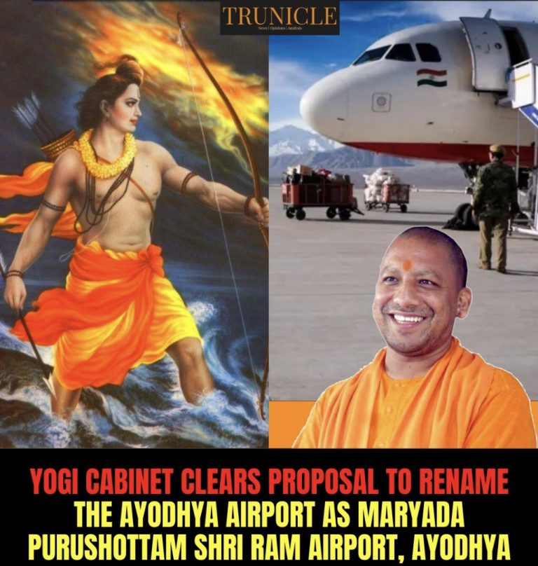 From Taj Mahal and Saifai Mahotsav to Maryada Purushottam Sri Ram Airport and grand Deepotsav, isn't it huge cultural shift in UP?