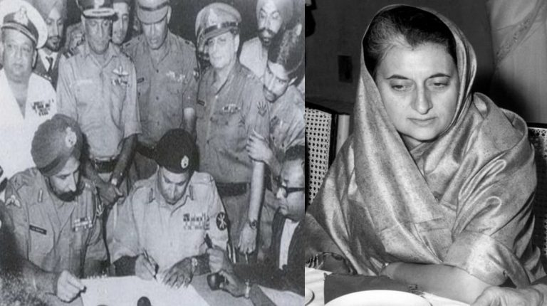 Why did Congress govt led by Indira Gandhi demoralise  Armed Forces after splendid win of 1971 Indo-Pak war by cutting their pension in 1973?