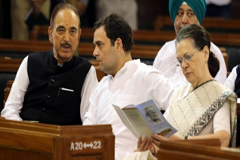 Inner Party Democracy in Congress was killed before India got independence