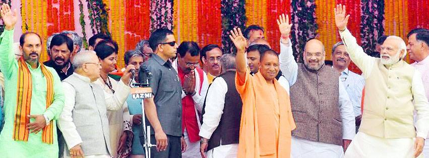 Why should #TheMonkFromGorakhpur succeed Narendra Modi / Amit Shah ?