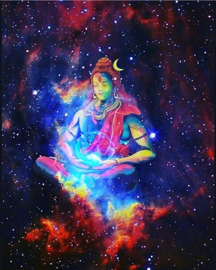 Why only Hinduism mentions the universe but no other religion?