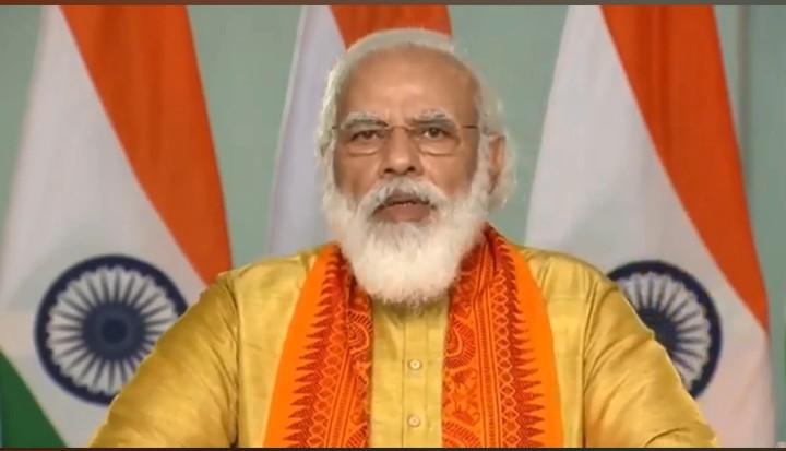अद्य अंतरराष्ट्रीय भारती उत्सवम् सम्बोधितम् करिष्यते प्रधानमंत्री मोदी:,पुरस्कारमपि दाष्यते ! आज अंतरराष्ट्रीय भारती उत्सव को संबोधित करेंगे प्रधानमंत्री मोदी,पुरस्कार भी देंगे !