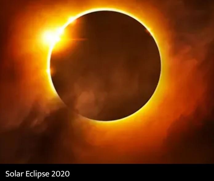सोमवती अमावस्यायां ज्येष्ठा नक्षत्रे अनुभूष्यते वर्षस्य अंतिम सूर्यग्रहणम्,इति राशेभ्यः पीड़ाम् ! सोमवती अमावस्या पर ज्येष्ठा नक्षत्र में लगेगा साल का अंतिम सूर्यग्रहण,इन राशियों के लिए परेशानी !