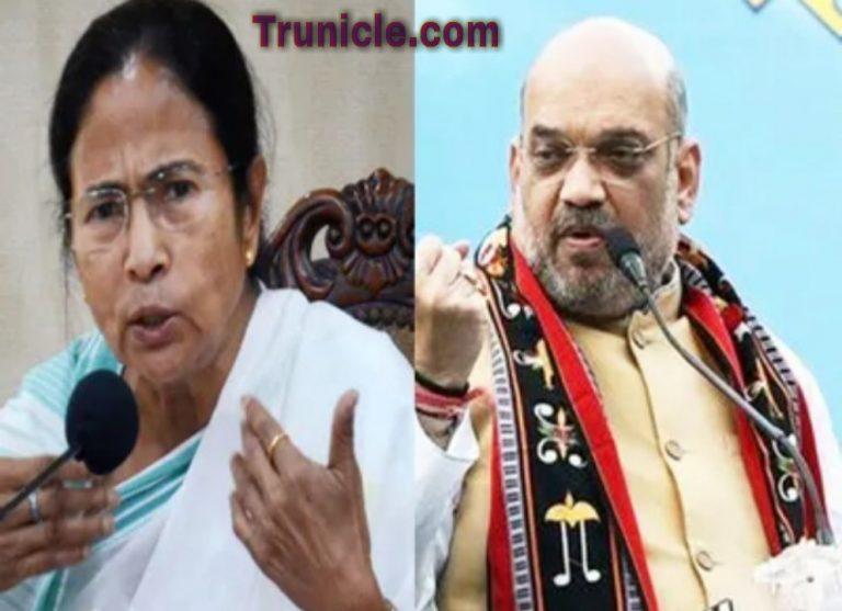 राजनीतिक द्वंदस्य मध्य दीदी इत्यस्य गढ़े गच्छति अमित शाह: ! सियासी टकराव के बीच दीदी के गढ़ में जा रहे अमित शाह !