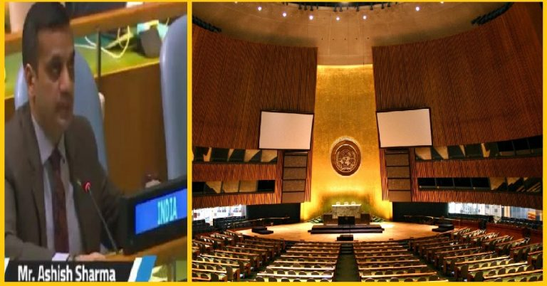 Why the UN feels the pain of Abrahamic religions only? It ignores violence against Hindus, Sikhs, & Buddhists