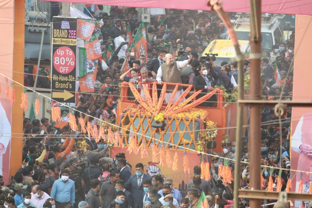 Surge of Saffronization helps in revival of Nationalist Passion in West Bengal