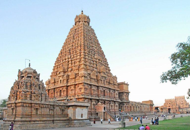 Brihadeshwara Temple at Thanjavur is Pride of Hinduism .