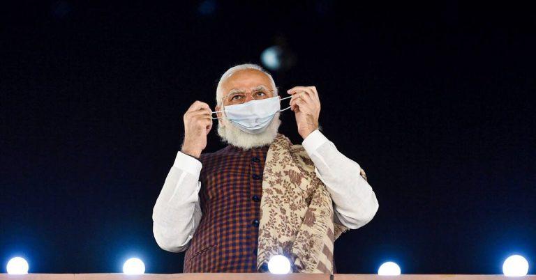 India's COVID Success Story – A saga of 'Massive Turnaround' under the leadership of PM Modi