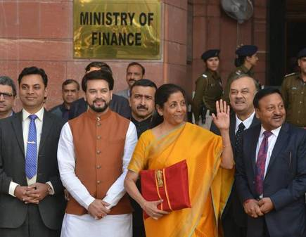 BUDGET 2021 – 22 : THE RIGHT ELIXIR FOR A SELF RELIANT INDIA