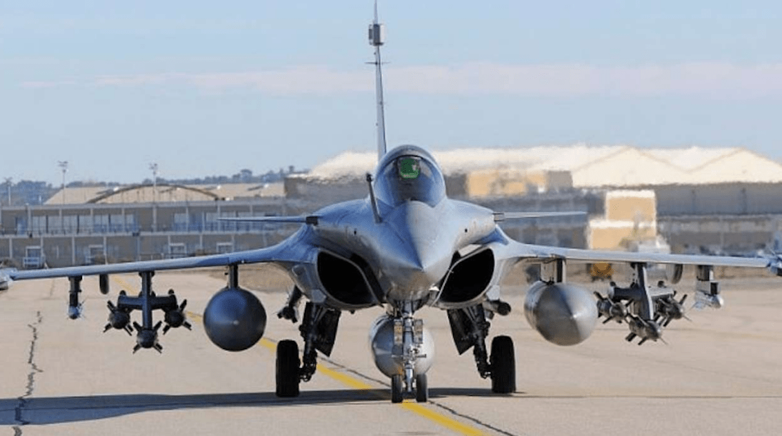 """""""ENVISIONING SUPREMACY IN THE SKIES"""" : INDIAN AIR FORCE"""
