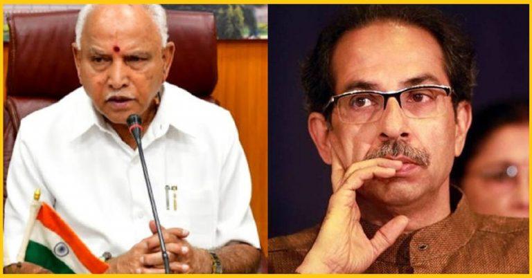 Maharashtra vs. Karnataka  – Shivsena once again FUELS chaos with its Linguistic Politics