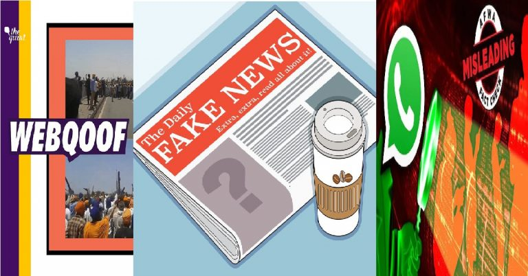 Expose – Two Media Houses 'Cover-up' Gandhi Family via their FAKE Fact-Checking Services!!