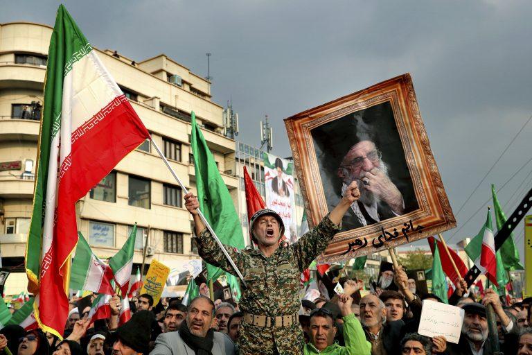 The Iran turmoil