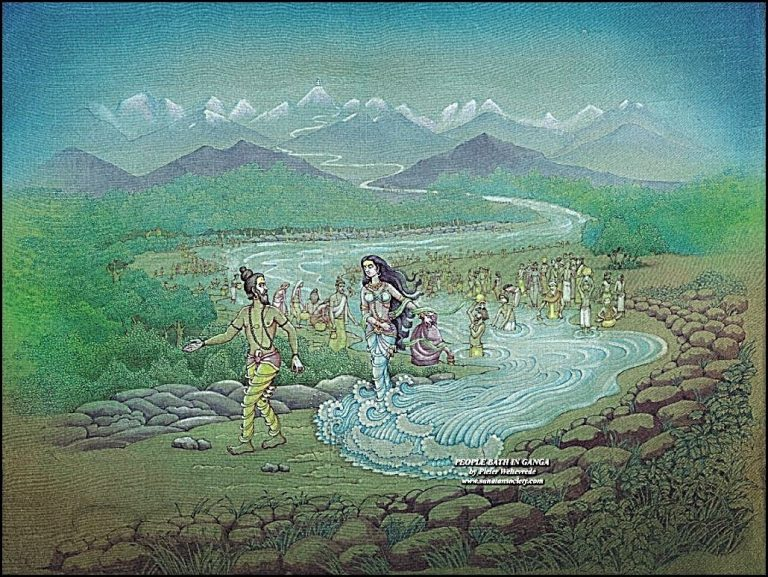 Glory & Significance of River Ganga