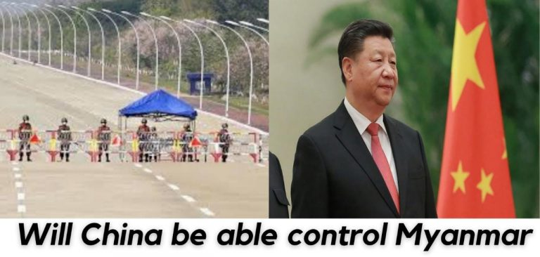 Will China be able to control Myanmar
