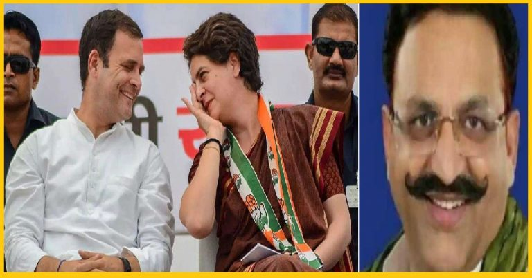 Why Congress is hell-bent on protecting the dreaded Mafia Don Mukhtar Ansari?
