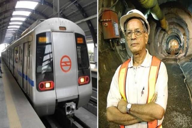 I am joining the BJP, 'Metroman' and Padma Shri Awardee E Sreedharan