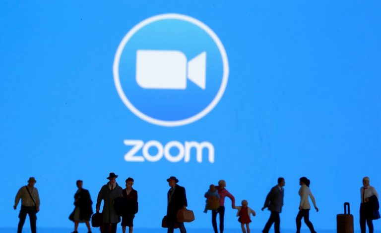 Prying eyes of China over Zoom meetings