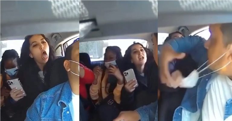 Uber passengers harass an Indian Driver after being told to wear masks. Does Indian Live matter in the USA?