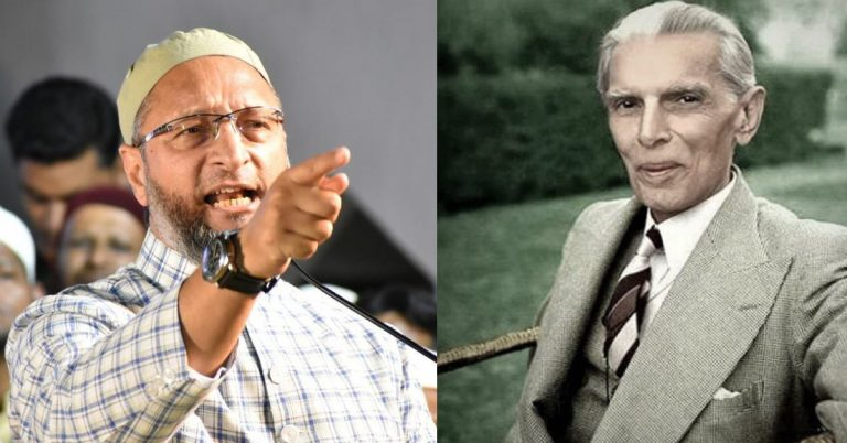 Asaduddin Owaisi – Is he another Jinnah in making by invoking the 1937's strategy of the Muslim League?