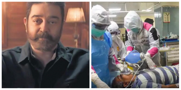 Actor Kamal Hassan wants Covid-19 positive patients to die of gasping medicinal oxygen as he condemns reopening of Vedanta's Sterlite Plant to produce oxygen