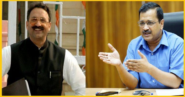 2014 – When Arvind Kejriwal THANKED gangster Mukhtar Ansari for saving his Muslim vote bank against PM Modi