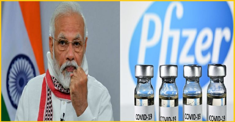 Why Modi Government is not allowing the Pfizer vaccine in India?? A shocking story of Global Pharma Arm-Twisting TACTICS