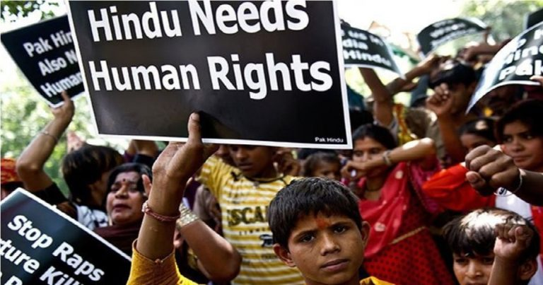 Atrocities against Minorities- Another Hindu girl kidnapped and raped in 'Riyasat-Ae-Madina' Pakistan