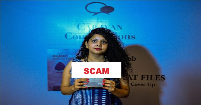 Rana Ayyub's COVID SCAM- Collecting money illegally, in the name of Poors and Patients