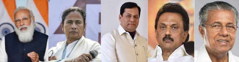 The story of 5 assembly polls & the twist in the battle of Nandigram