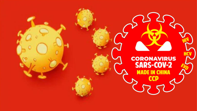 COVID 2.0 is Chinese Bio Terrorism & Biological Warfare to inflict economic, social damage on India