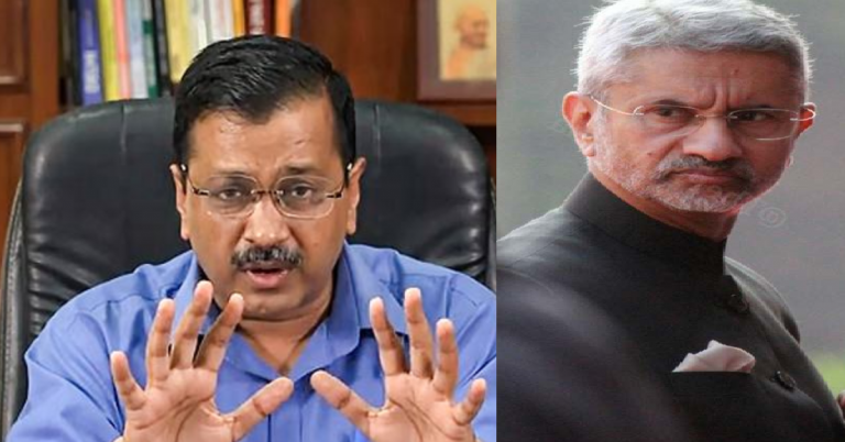 """""""Kejriwal Doesn't Speak For India"""" – Says Indian Govt as Singapore objects to Kejriwal's 'Singapore Variant' comment"""
