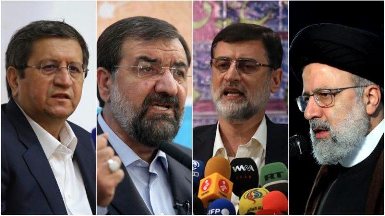 Iran's Presidential Elections & the rise of Hardliner Ebrahim Raisi.
